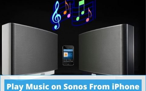 Play Music on Sonos From iPhone