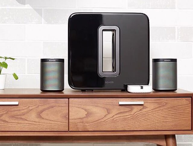 Best Sonos Speakers for Your Garage Audio System 03