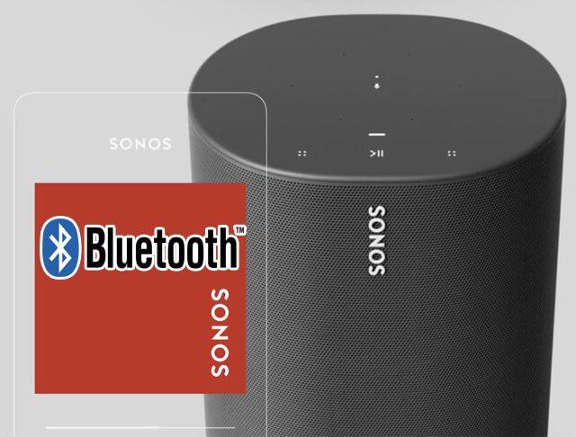 Can you use Sonos with Bluetooth - livingspeaker