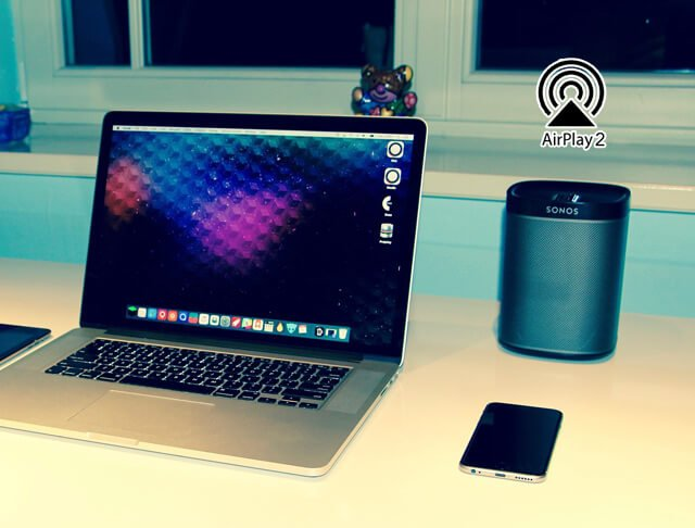 How To Use Airplay 2 With Sonos- livingspeaker 06