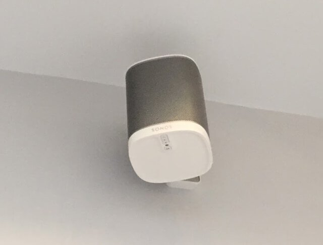 What Is The Best Sonos Play 1 Wall Mount - livingspeaker 02