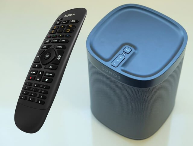Best Universal Remotes for Sonos 01