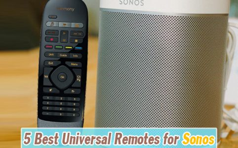 Best Universal Remotes for Sonos