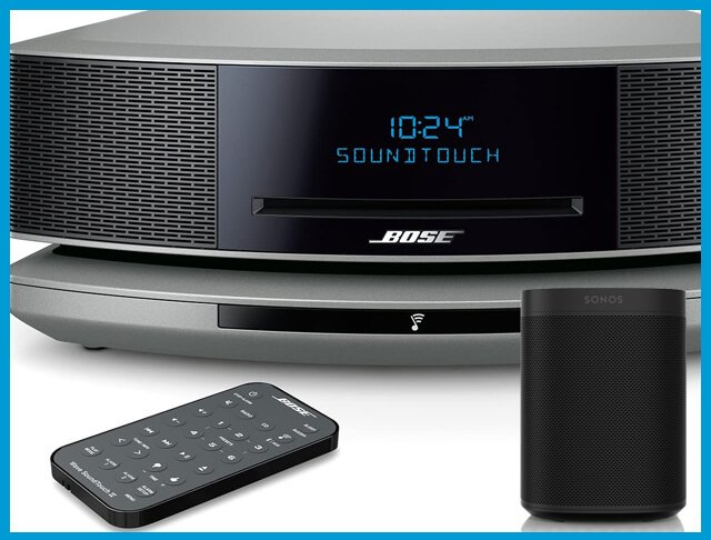Best CD Players to Connect to Sonos Speakers 01