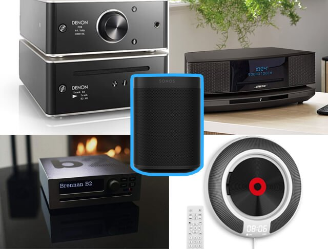 Best CD Players to Connect to Sonos Speakers 02