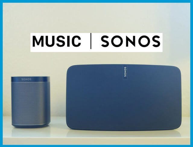 How To Play Your Own Music On Sonos