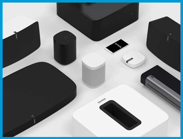 How to Group Sonos speakers 02