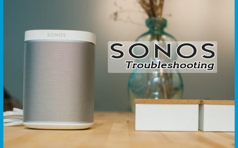 Sonos Troubleshooting