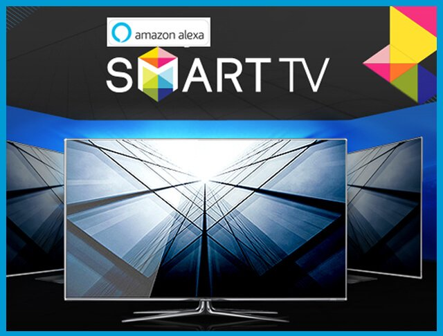 How to connect Alexa to Smart TV 01