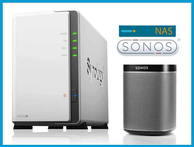 The Best NAS Drive for Sonos