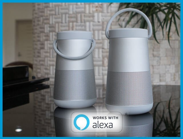 How to connect Bose Soundlink Revolve to Alexa 02