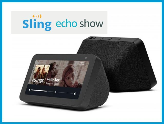 Watch Sling TV On Your Echo Show