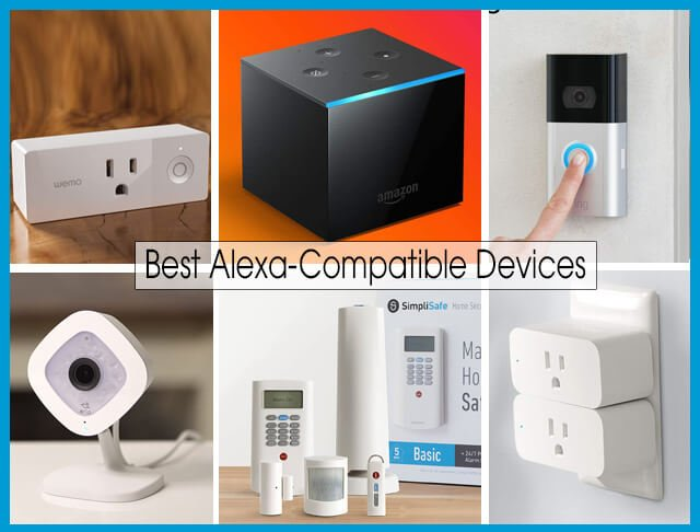 What Are The Best Alexa-Compatible Devices