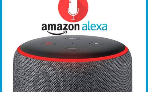 can you connect a microphone to Alexa