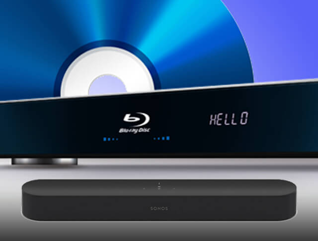 Best 4k Blu-Ray Player for Sonos