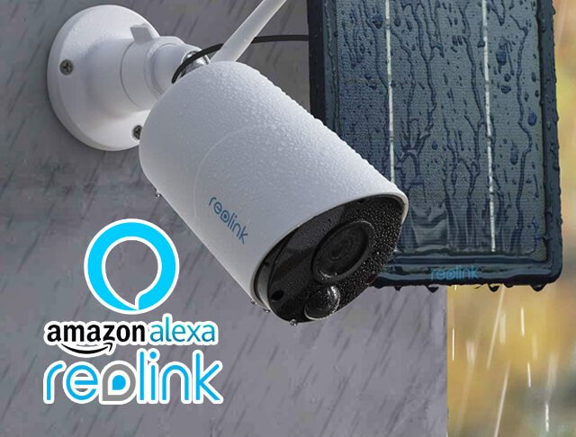 Does Reolink Work With Alexa