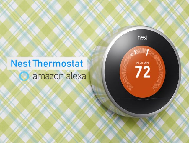 Is The Nest Thermostat Compatible With Alexa