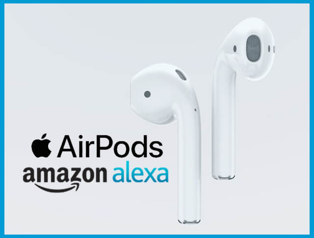 How To Connect Airpods To Alexa