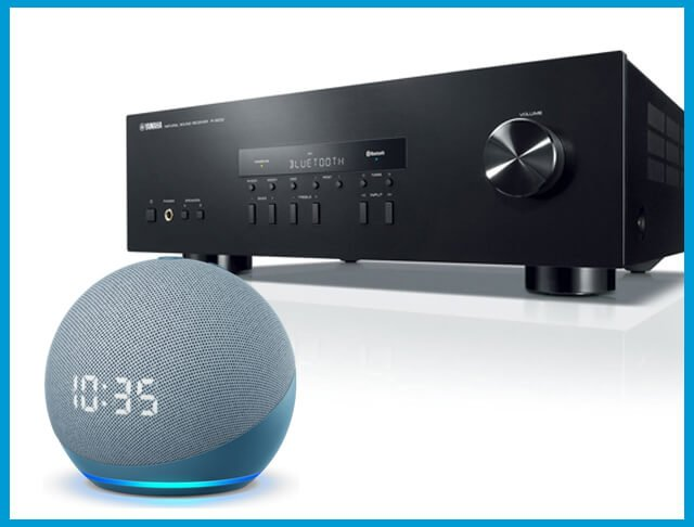How To Connect Alexa To Yamaha Receiver 01