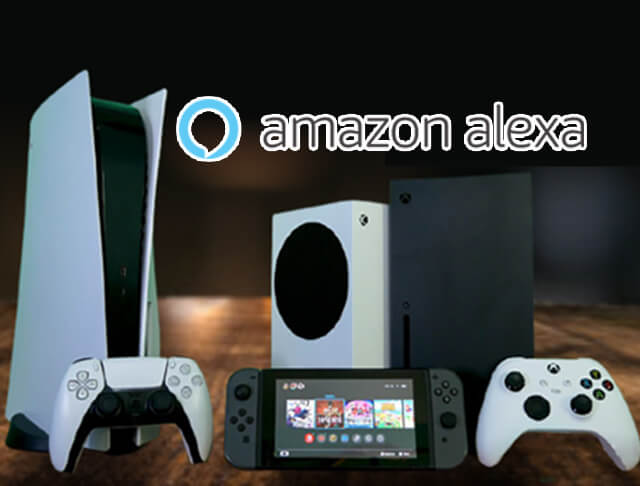How To Connect Alexa To The Game Console