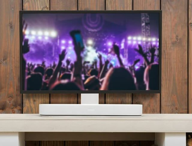 Can Sonos Beam Connect To A TV Wirelessly