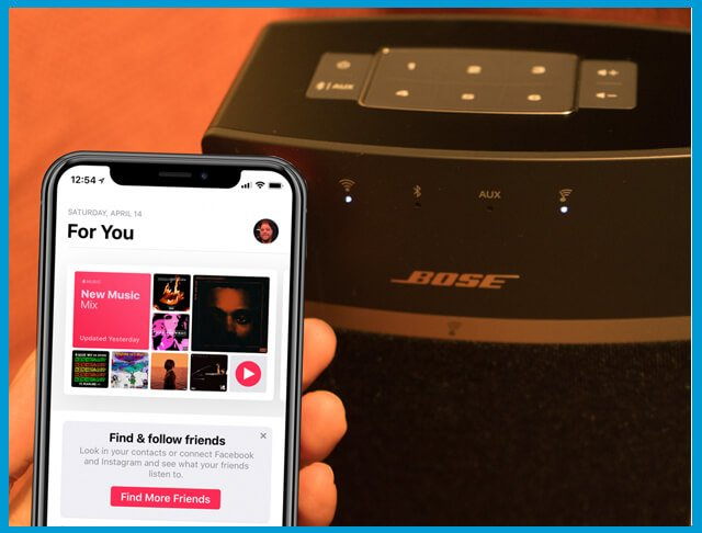 How to play iPhone music on Bose SoundTouch