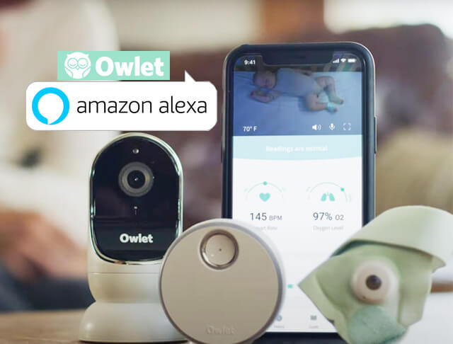 Does Owlet Work With Alexa